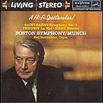 Charles Munch Saint-Saëns: Symphony No. 3 / Debussy: La Mer / Ibert: Escales