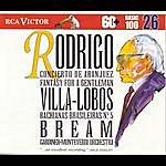 Julian Bream Rodrigo/Villa-Lobos: Concierto De Aranjuez