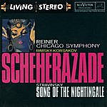 Fritz Reiner Rimsky-Korsakov: Scheherazade / Stravinsky: Song Of The Nightingale