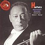 Jascha Heifetz Beethoven/Brahms: Concertos