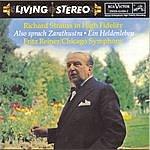 Fritz Reiner Richard Strauss In High Fidelity