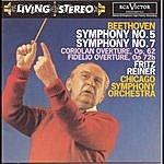 Fritz Reiner Beethoven: Symphonies 5 & 7, Coriolan Overture, Op.62, Fidelio Overture Op. 72b