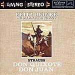 Fritz Reiner Strauss: Don Quixote, Don Juan