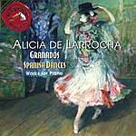 Alicia De Larrocha Granados - Spanish Dances; Danzas Españolas; Valses Poeticos
