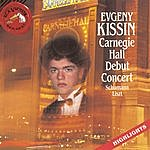 Evgeny Kissin Carnegie Hall Debut Concert - Highlights