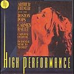 """Arthur Fiedler Carmen Ballet, Carnaval Overture, Incidental Music To """"Hamlet"""""""