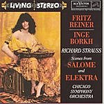 Fritz Reiner Richard Strauss: Scenes From Salome And Elektra