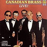 The Canadian Brass Canadian Brass Live!