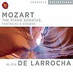 Alicia De Larrocha Mozart: Piano Sonatas (Complete)