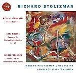 Richard Stoltzman Clarinet Concertos