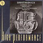 Emil Gilels Shostakovich: Symphony No. 15; Sonata No. 2
