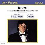 Richard Stoltzman Brahms: Sonata For Clarinet & Piano, Op. 120
