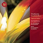 Yuri Temirkanov Tchaikovsky: Symphony No. 5; Capriccio Italien: Classic Library Series