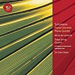 Alicia De Larrocha Schumann: Piano Concerto & Piano Quintet: Classic Library Series