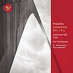 Yuri Temirkanov Prokofiev: Symphonies Nos. 1 & 5; Lieutenant Kijé Suite