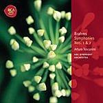 Arturo Toscanini Brahms: Symphonies Nos. 1 & 2