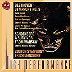 Erich Leinsdorf Beethoven: Symphony No. 9; Schoenberg: A Survivor From Warsaw