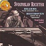 Sviatoslav Richter Brahms: Concerto No. 2, Op. 83/Beethoven: Sonata No. 23, Op. 57