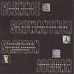 Evelyn Glennie Schwandtner: Concerto For Percussion & Orchestra/New Morning For The World