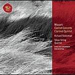 Richard Stoltzman Mozart: Clarinet Concerto K.622; Clarinet Quintet K.581: Classic Library Series