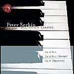 Peter Serkin Beethoven Sonatas Op. 27 Nos. 1 & 2, Op. 57
