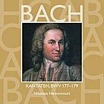 Nikolaus Harnoncourt Bach, Js : Sacred Cantatas Bwv Nos 177 - 179
