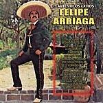 """Felipe Arriaga Serie De Coleccion """"15 Autenticos Exitos Vol. II"""""""