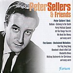 The Goons Peter Sellers And The Goons - The Best Of Sellers / The Goons Unchained Melodies