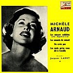 Michèle Arnaud Vintage French Song No. 142 - Ep: Les Amours Oubliées