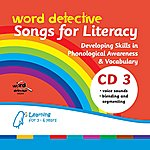 Radha Word Detective - Songs For Literacy 3