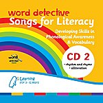 Radha Word Detective - Songs For Literacy 2