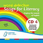 Radha Word Detective - Songs For Literacy 4: Singing The Sounds Of English