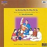 S. Rajeswari Basic Lessons In Carnatic -S. Rajeswari (Vol-1)