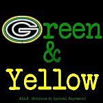 Nile Green & Yellow