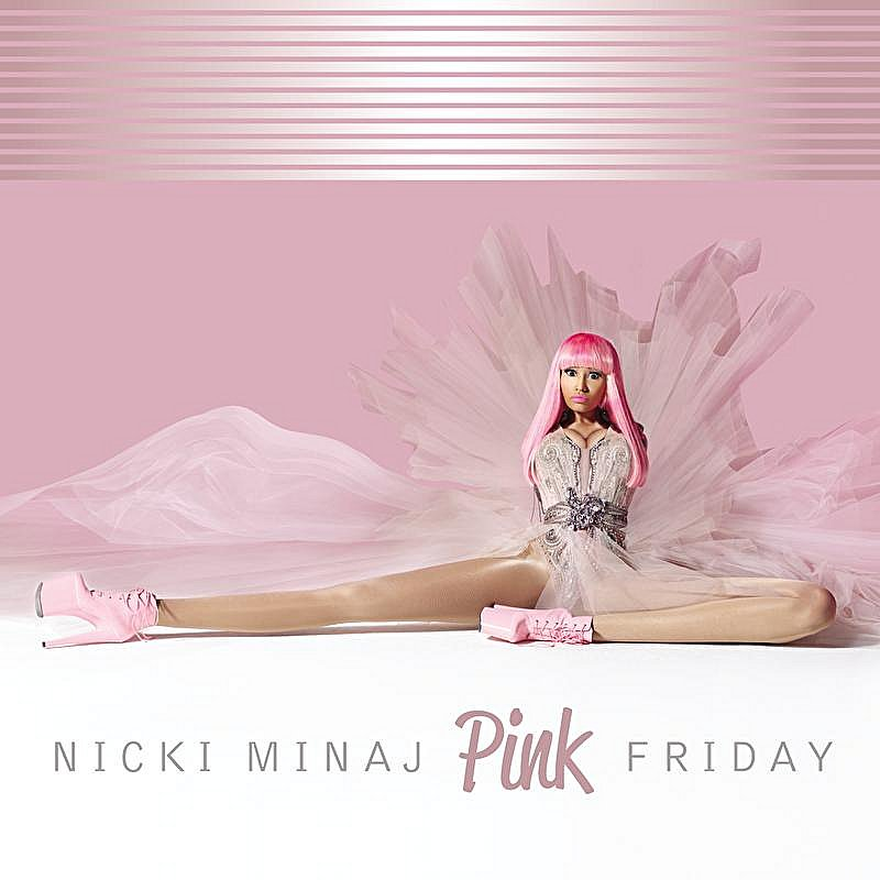Cover Art: Pink Friday (Edited Version)