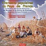 Instrumental Chansons Populaires Du Pays De France