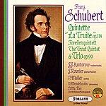 Jean-Jacques Kantorow Franz Schubert : Quintette, Op. 114 La Truite - Trio Op. 99