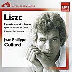 Jean-Philippe Collard Liszt Sonate Dante Sonat
