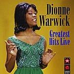 Dionne Warwick Greatest Hits Live