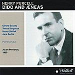 Orchestre De La Société Des Concerts Du Conservatoire Henry Purcell : Dido And Aenas (Aix En Provence 1960)