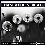 Django Reinhardt Black And White