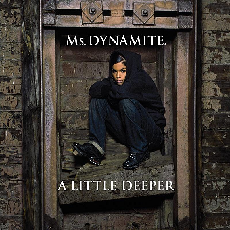 Cover Art: A Little Deeper