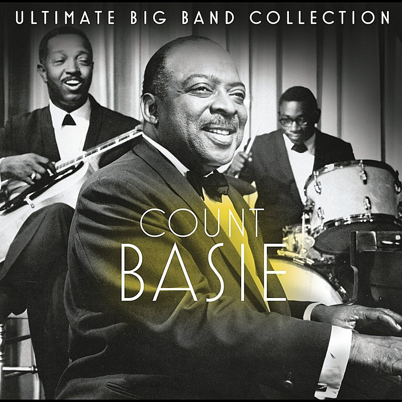 Cover Art: Ultimate Big Band Collection: Count Basie