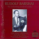 Rudolf Barshai Rudolf Barshai : The Enchanting Sound Of A Viola