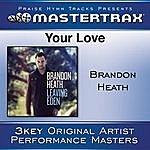 Brandon Heath Leaving Eden [Performance Tracks]