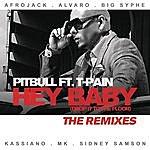 Pitbull Hey Baby (Drop It To The Floor) - The Remixes Ep