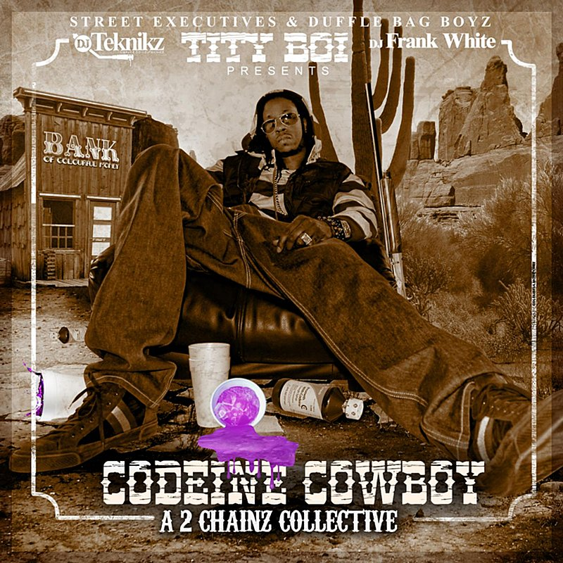 Cover Art: Codeine Cowboy