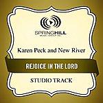 Karen Peck & New River Rejoice In The Lord (Studio Track)