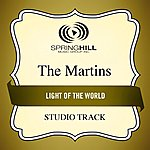 The Martins Light Of The World (Studio Track)