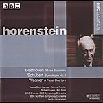 Kim Borg Horenstein - Beethoven: Missa Solemnis - Schubert: Symphony No. 8 - Wagner: A Faust Overture